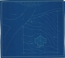 Plot Plan w/Mausoleum